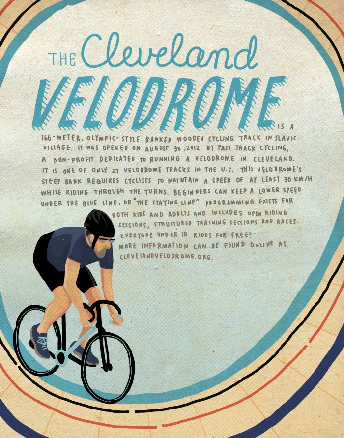 The Cleveland Velodrome