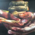 Photo: KSRazvi November 2015, Wynwood Walls, mural by CASE